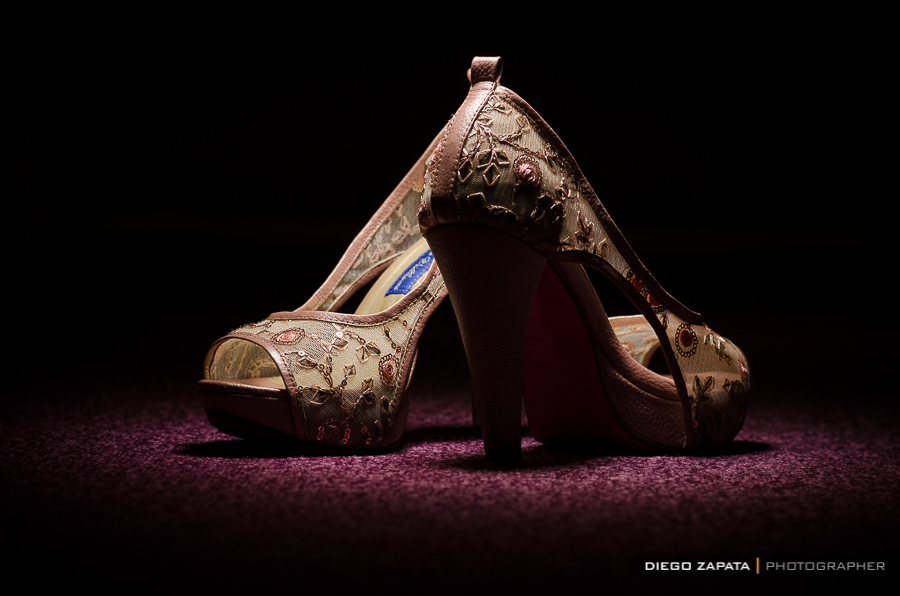 Zapatos Novia Cali, Fotografo Bodas Cartagena, Fotografo Valle del Cauca, Fearless Photographer