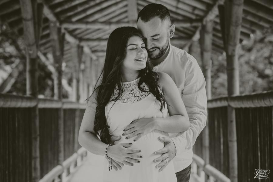 Fotografia Embarazadas Medellin, Fotografia de Maternidad Bogota, Esperando a Salvador